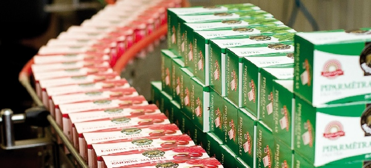 """""""Gemaga"""" įsigijo didžiausią Baltijos šalyse arbatos gamyklą"""