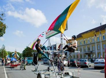 Tarptautinės jaunimo dienos minėjimo šventė Varėnoje