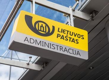 """Lietuvos paštas pradeda naują projektą: registravo ženklą """"Asmendėžė"""""""
