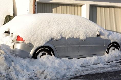 Kaip prižiūrėti automobilį žiemą?