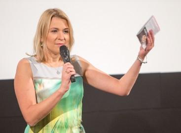 Metų kino moteris – Giedrė Krikščiūnaitė