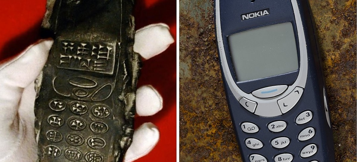"""Gluminantis radinys Austrijoje: 800 metų senumo """"telefonas"""""""