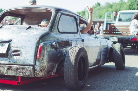 """Automobilių kultūros festivalis """"Chill'n'Grill"""" grįžta į Daugus"""