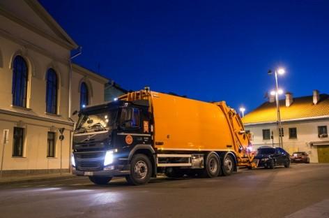Varėnos rajono gyventojams – moderni atliekų tvarkymo sistema
