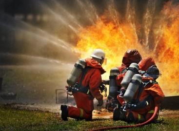 Varėnoje, sprogus dujų balionui, kilo gaisras