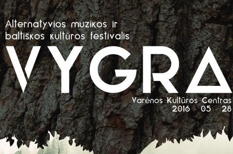 """Alternatyvios muzikos ir baltiškos kultūros festivalis """"Vygra"""""""