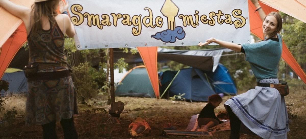 """Festivalyje """"Yaga Gathering"""" aktyvios meditacijos pamokos visai šeimai"""