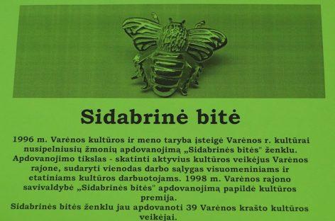 Sidabrinei bitei – 20 metų