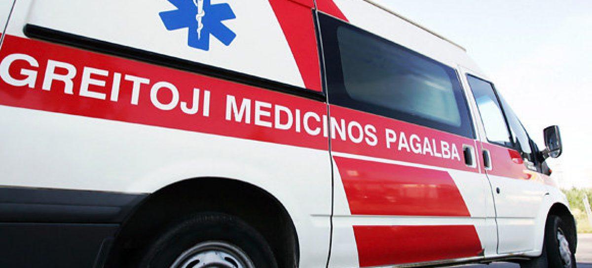 Varėnos ligoninei – naujas greitosios medicininės pagalbos automobilis