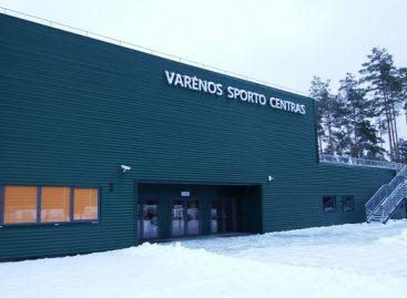 Varėnos sporto centro baseinas