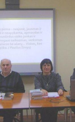 Varėnos krašto literatai
