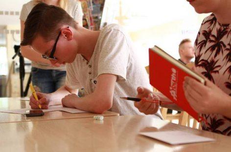 """Tarptautinė programa """"Youth Empowered"""" atvėrė galimybes norinčiam dirbti  jaunimui"""