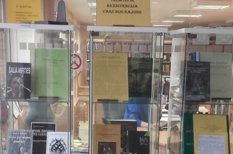 Tremtis ir rezistencija Varėnos rajone
