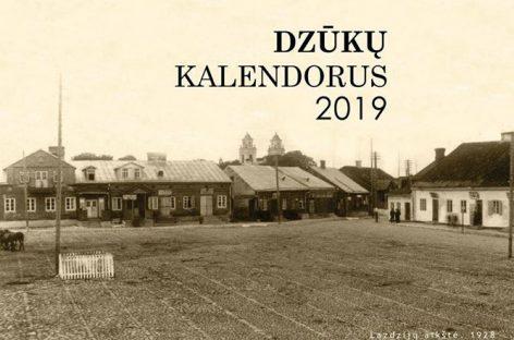 """""""Dzūkų kalendorus"""" svečiuosis Varėnoje"""