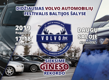 VOLVO Fest Lithuania 2019