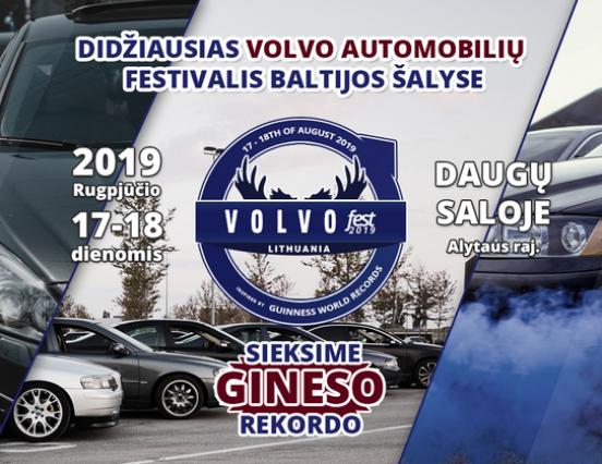 VOLVO Fest Lithuania 2019